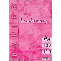 PAPIER KREDOWY A3 115G